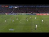 Лига Чемпионов 2010-11 / Первый матч / 1/8 финала / Лион - Реал Мадрид (II тайм)