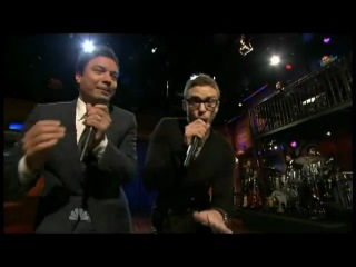 "Pt.1 - Jimmy Fallon & Justin Timberlake and The Roots Perform ""A History of Rap"""